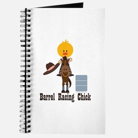 Barrel Racing Chick Journal