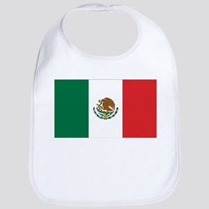 Mexican Flag Bib