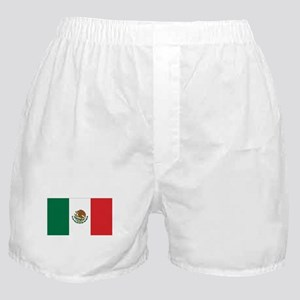 Mexican Flag Boxer Shorts