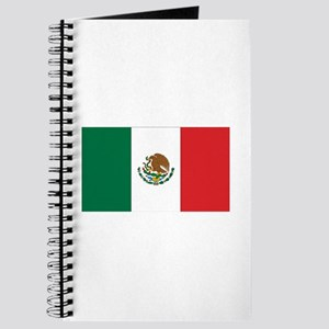 Mexican Flag Journal