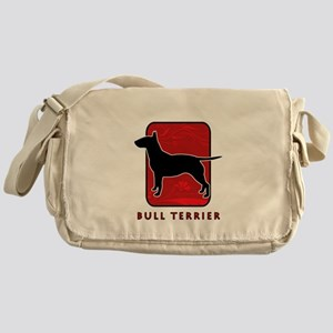 Bull Terrier Messenger Bag