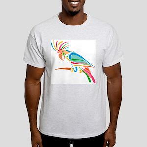 Bird101 Ash Grey T-Shirt