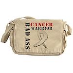 Bone Cancer Warrior Messenger Bag