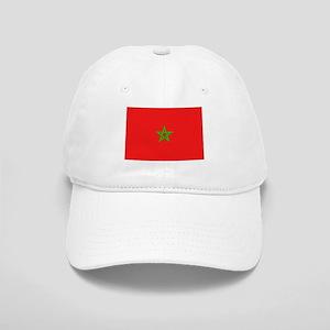 Moroccan Flag Cap