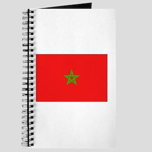 Moroccan Flag Journal