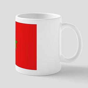 Moroccan Flag Mug