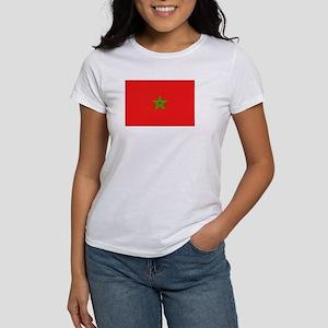 Moroccan Flag Women's T-Shirt