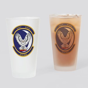 9th SOS Drinking Glass