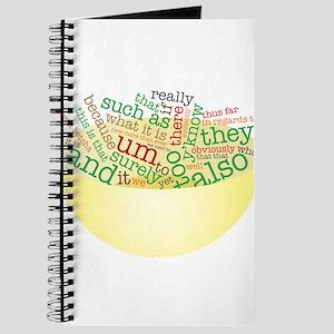 Word Salad Bowl Journal