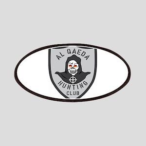 SHIELD ALQAEDA HUNT CLUB Patches