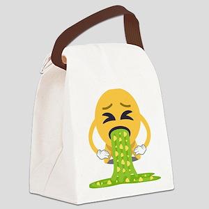 Barf Canvas Lunch Bag