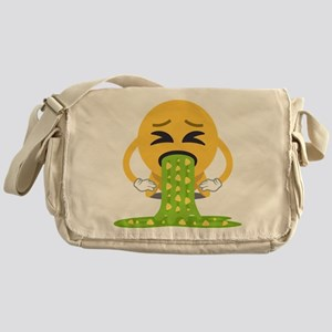 Barf Messenger Bag