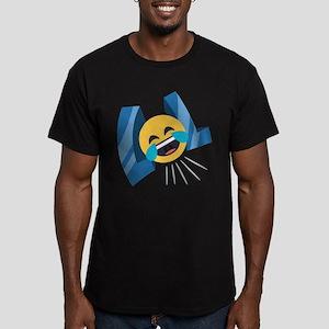 LOL Men's Fitted T-Shirt (dark)