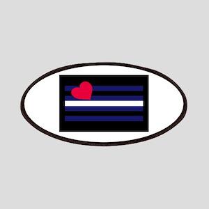 BDSM Flag - Patches