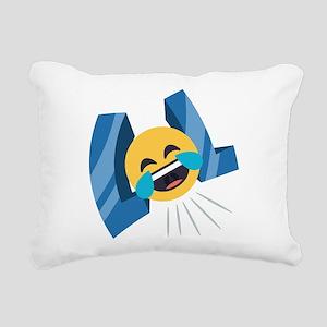 LOL Rectangular Canvas Pillow