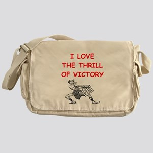 scdrabble joke Messenger Bag