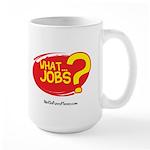 What Jobs Large Mug