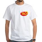 What Jobs White T-Shirt