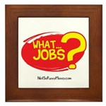 What Jobs Framed Tile