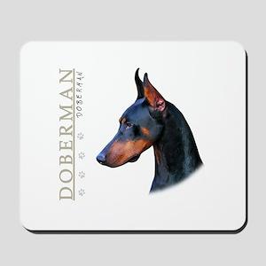 Doberman Mousepad