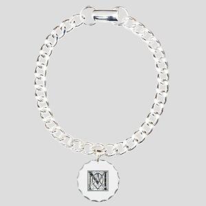 Monogram-MacKenzie htg g Charm Bracelet, One Charm