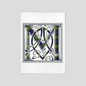 Monogram-MacKenzie htg grn 5'x7'Area Rug