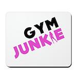 Gym Junkie Mousepad