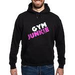 Gym Junkie Hoodie (dark)