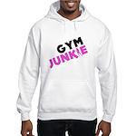 Gym Junkie Hooded Sweatshirt