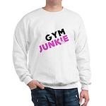 Gym Junkie Sweatshirt