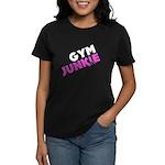 Gym Junkie Women's Dark T-Shirt