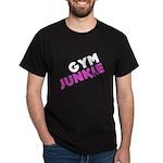 Gym Junkie Dark T-Shirt