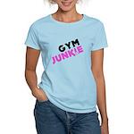 Gym Junkie Women's Light T-Shirt