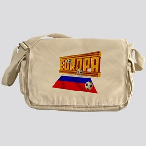 Russia Europa Messenger Bag
