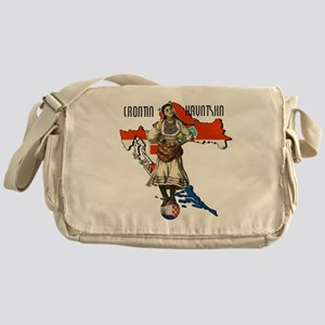 Croatia Culture Messenger Bag