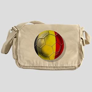 Belgian Football Messenger Bag