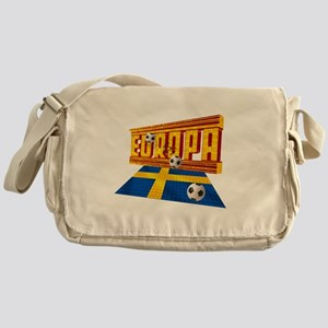 Sweden Europa Messenger Bag