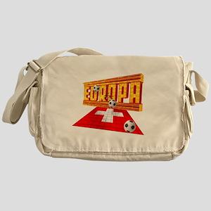 Europa Switzerland Messenger Bag