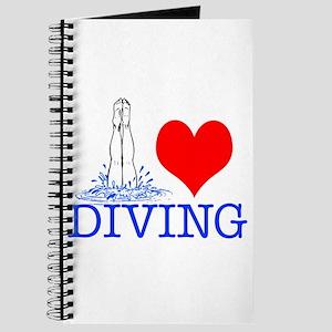 Love (heart) Diving Journal/Scores