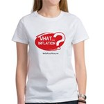 What Inflation Women's T-Shirt