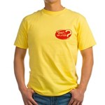 What Inflation Yellow T-Shirt