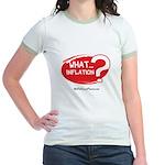 What Inflation Jr. Ringer T-Shirt