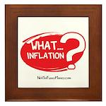 What Inflation Framed Tile