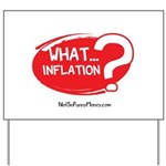 What Inflation Yard Sign