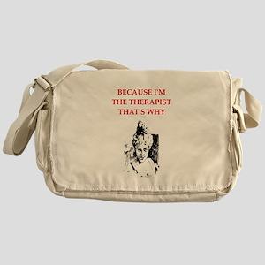psychologist Messenger Bag