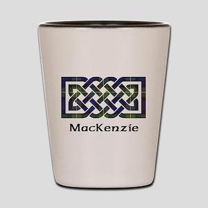 Knot-MacKenzie htg grn Shot Glass
