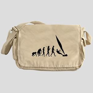 Windsurfer Evolution Messenger Bag