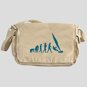 Evolution of Windsurfing Messenger Bag