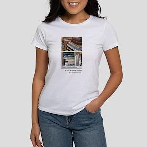 Creative Reading Women's T-Shirt
