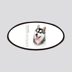 Siberian Husky Patches